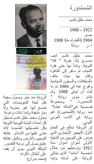 محمد خليل قاسم الشمندورة